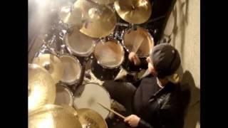 "SaxoFunk - Chega pra Ca ""Drums"" SERGIO SANCHEZ"