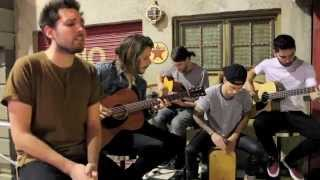 AMH TV - You Me At Six - Room To Breathe (Acoustic)
