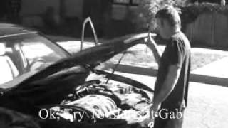 Bleached In Black-Spit Shine Your Heart Music Video 2011