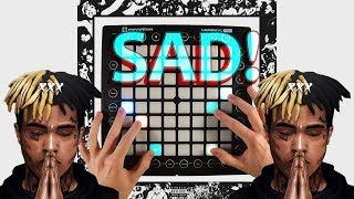 XXXTENTACION - SAD! Launchpad cover Instrumental #RIPX