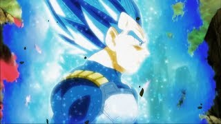 Nouvelle transformation de Vegeta - Dragon Ball Super épisode 123 vostfr
