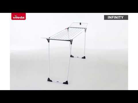 Tørrestativ Vileda® Infinity