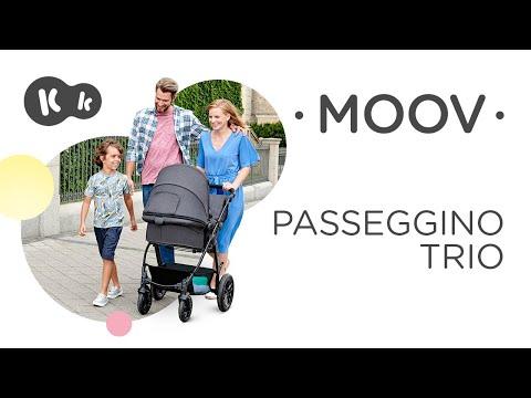 Passeggino Duo Kinderkraft Moov