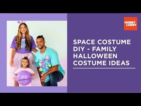 Space Costume DIY – Family Halloween Costume Ideas | Hobby Lobby®