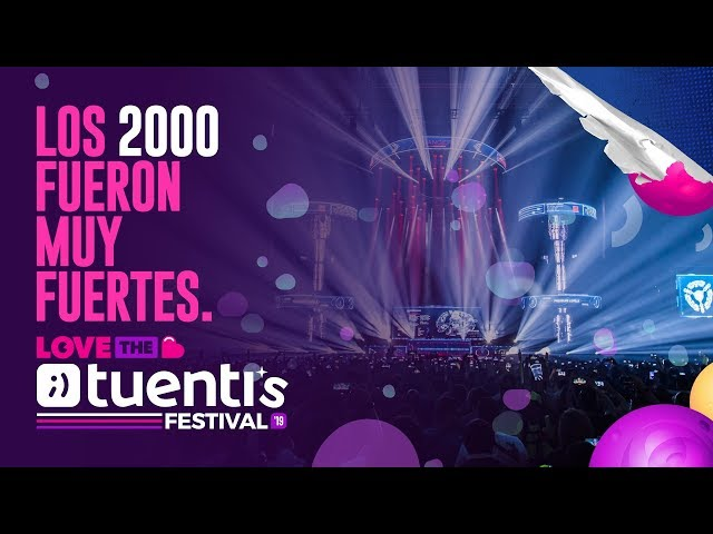 Video Love The Tuenti's Festival IFEMA 2019 Madrid