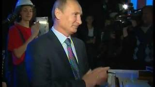 """Putin feat. Vasya Oblomov: """"С чего начинается Родина?"""""""