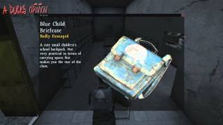 """Standalone #32: """"Child's Briefcase"""" (New For February!)"""
