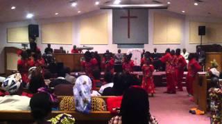 kuzaliwa kwake yesu by angel choir