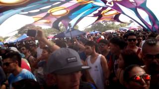 LOUD opening LSD Rounders 2015