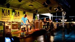 Shapeshifter Live at Museumsuferfest, Frankfurt 25.08.2012