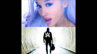 ariana grande focus and alan walker faded mashup