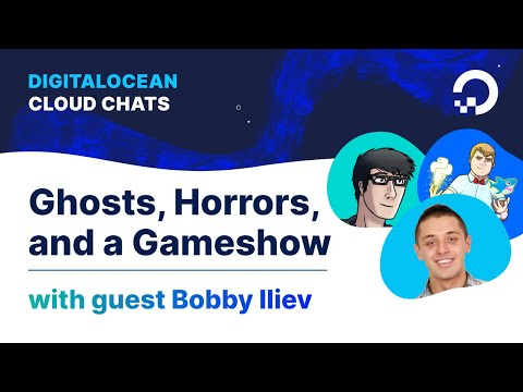 Ghosts, Horrors, and a Gameshow | Cloud Chats: Episode 6