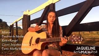 Pendrive de Modão Rick e Rangel - Cover Jaqueline  Maia