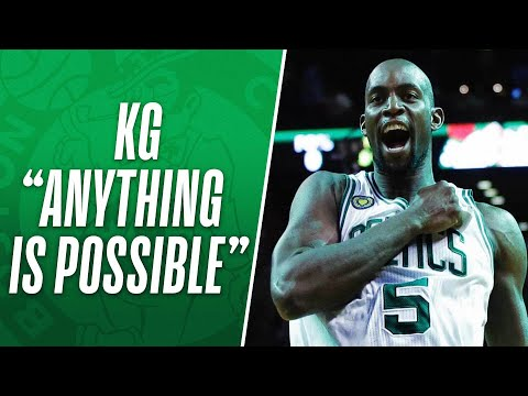 "Kevin Garnett - ""Anything is Possible"""