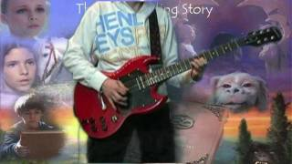 Limahl - The Neverending story - Theme - guitar
