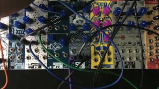 SNAZZY FX-Kick Me: VIDEO #2 KICK OUTPUT B WITH SNAZZY FX: Hi Gain