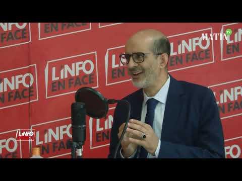 Video : Driss El Azami El Idrissi, invité de L'Info en Face spécial Elections
