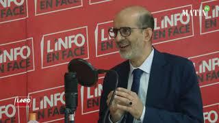 Driss El Azami El Idrissi, invité de L'Info en Face spécial Elections