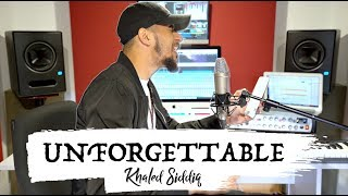 "French Montana - ""Unforgettable"" (Acapella Cover by Khāled Siddīq)"