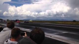 Beetle vs GTR car culture live