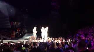 Lil Wayne Mack Maine Birdman Perform Tapout Live Verizon