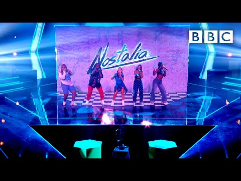 We just want to praise Nostalia and that throwback mash-up 🙌@Little Mix The Search – BBC