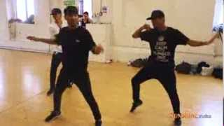 Quick Crew Choreo; Can't Hold Us by Macklemore & Ryan Lewis