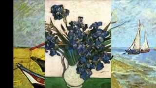 """VAN GOGH / """"VINCENT"""" (Starry, Starry Night) - Don McLean"""