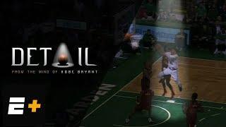 Kobe Bryant analyzes film of Jayson Tatum vs. Cavaliers | 'Detail' Excerpt | ESPN