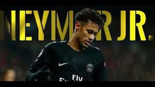 Neymar Jr. ●  PSG ●  Best Skills Assists and Goals! ●  Grateful ● 2018