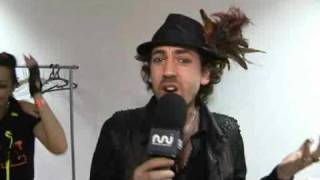 Shpongle LIve at concert 12.12.2009 Milk Club Moscow.flv