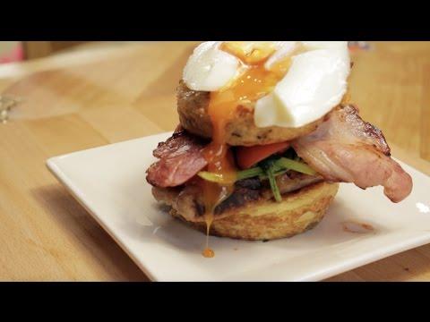 12 Veg of Christmas - ChristMash Breakfast Stack