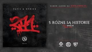 """Papis & Dyniek """"271"""" - RÓŻNE SĄ HISTORIE ft. Kowal PP // Prod. NWS."""