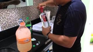 Como fazer smirnoff ice caseira