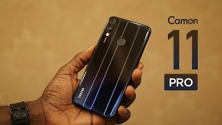 TECNO Camon 11 Pro: Hands On, First Impressions & Quick Review!