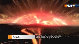 Das Universum - Die Dokureihe auf N24 Musik: Schiller mit Unheilig - Sonne