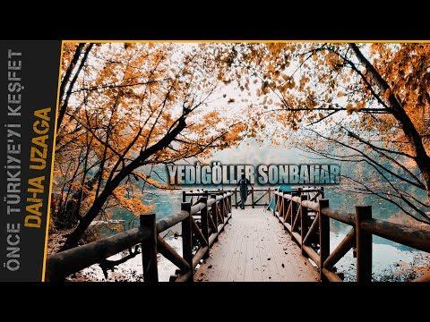 Yedigöller Peri Masalı, Bolu Yedigöllerde Sonbahar Kampı. Daha Uzağa