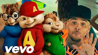 Chris Brown ft Future & Young Thug - High End (Chipmunks Version)