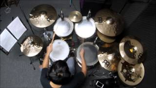 Aimer - Brave Shine (Fate/stay night UBW OP2) Drum cover