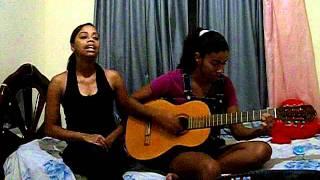 Jamais deixarei você , Kerolin (violão) Andresa (voz)