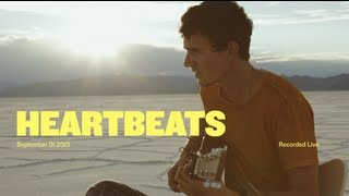 """Heartbeats"" Jose Gonzalez (The Knife) cover by Alex Cornell"