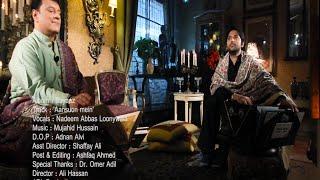 ANSUON MAIN BAHA DIA OFFICIAl VIDEO by Nadeem Abbas Loonywala