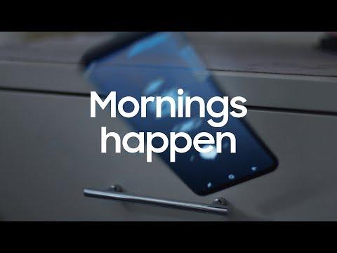Samsung Care+ - Mornings happen