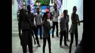 4º Aniversário do GMJ -Colina 2-Coreografia Chorem (HD)