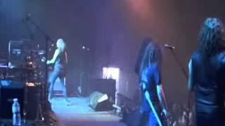 TANK live at the PPM Festival- Vocalist ZP Theart Kicks Ass!