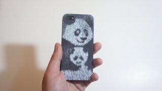 Odoyo Wild Animal Panda Case for the iPhone 5