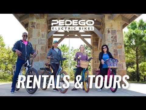 Electric Bike Rentals & Tours - Fulshear, Texas | Pedego West Houston