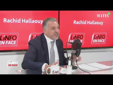 Video : L'Info en Face avec Hamid Bentahar