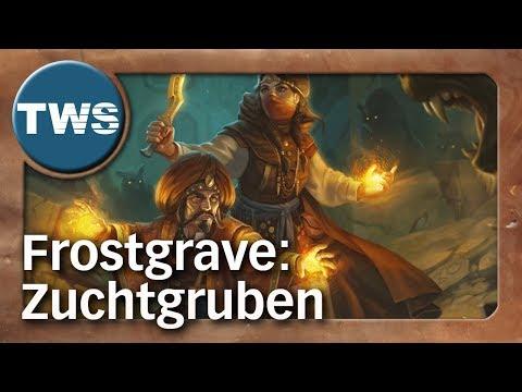 Frostgrave: In den Tiefen der Zuchtgruben / Into the Breeding Pits (Tabletop-Erweiterung, TWS)