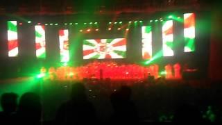 Ensaio Grande Rio no Barra Music - 10/01/2013